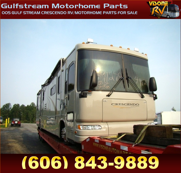 Rv Exterior Body Panels 005 Gulf Stream Crescendo Rv Motorhome Parts For Sale Gulfstream Motorhome Parts Rv Salvage Parts And Accessories Service Ebay East Bernstadt Ky London And Surrounding Areas Tn