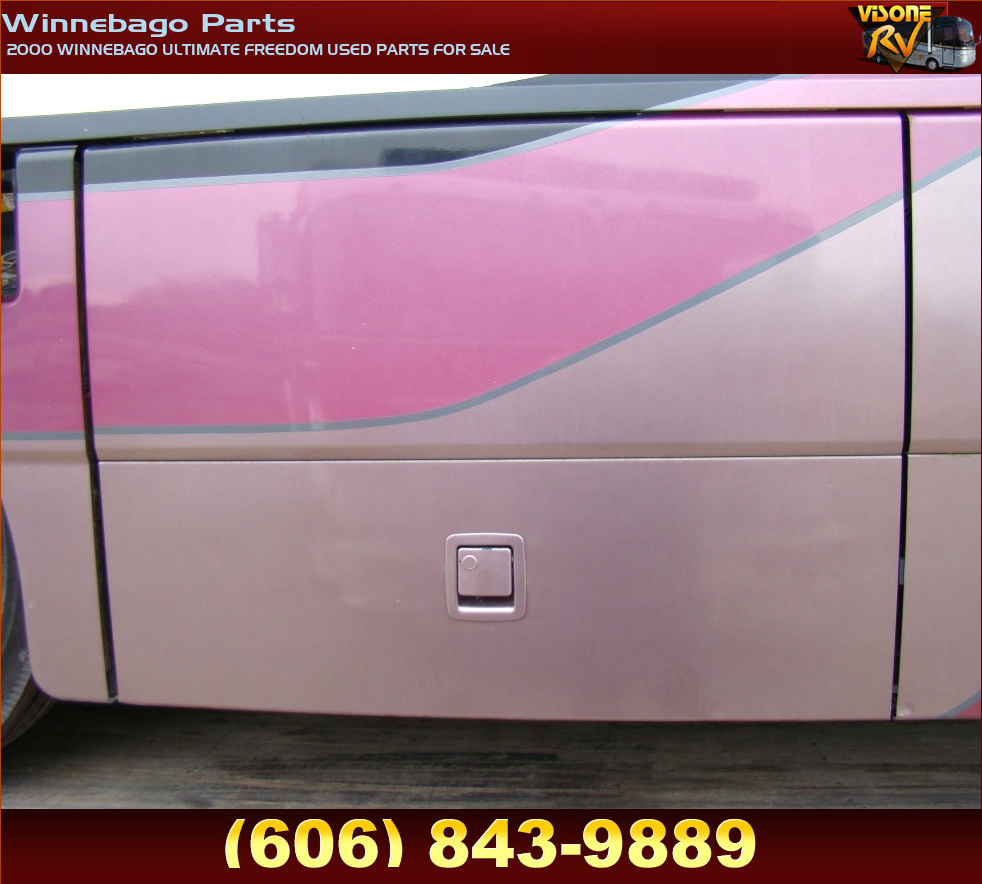Rv Exterior Body Panels 2000 Winnebago Ultimate Freedom