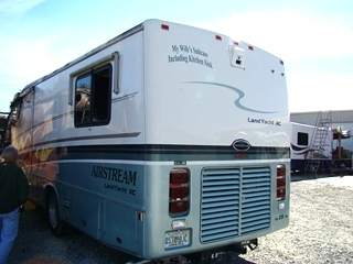 Airstream Motorhome - RV Parts