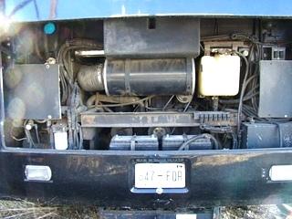 MONACO DYNASTY MOTORHOME PARTS FOR SALE USED 2003 RV SALVAGE VISONE AUTO MART