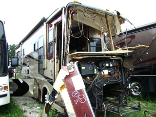 2005 HOLIDAY RAMBLER AMBASSADO PARTS USED FOR SALE