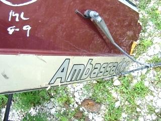 2005 HOLIDAY RAMBLER AMBASSADO PARTS USED FOR SALE
