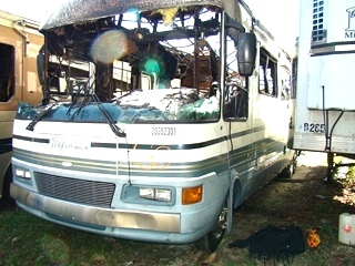 1999 NATIONAL TROPIA CAL RV PARTS FOR SALE / VISONE RV SALVAGE