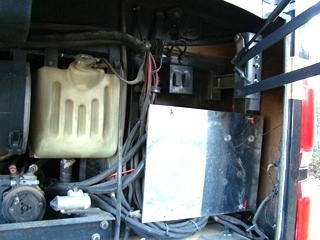 2002 MONACO EXECUTIVE PARTS - FRONT AND REAR CAP FOR SALE