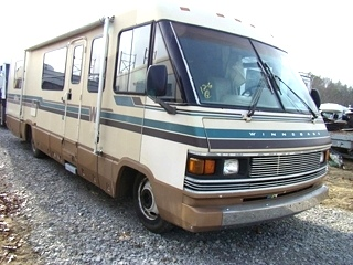 RV Salvage Motorhomes - Parting Out: M12013