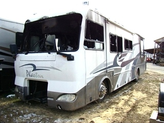 2002 ALLEGRO PHAETON PARTS FOR SALE UESD RV / MOTORHOME PARTS -VISONE