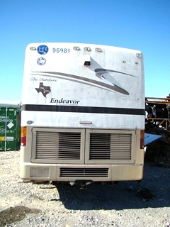 2002 HOLIDAY RAMBLER ENDEAVOR PART FOR SALE RV SALVAGE PARTS