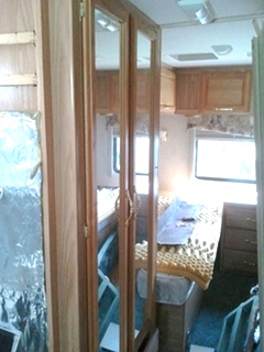Rv Exterior Body Panels 2000 Fleetwood Flair Parts For