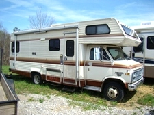 USED CLASS C MOTORHOME PARTS FOR SALE 1984 LINDY BY SKYLINE