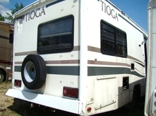 2000 TIOGA MOTORHOME PARTS FOR SALE TIOGA REAR CAP