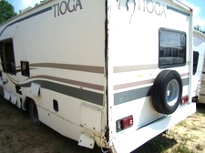 2000 TIOGA MOTORHOME PARTS FOR SALE TIOGA REAR CAP