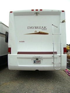 2007 DAMON DAYBREAK USED MOTORHOME SALVAGE PARTS