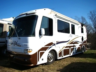 2003 ALFA SEE YA PART FOR SALE MOTORHOME - RV - USED PARTS