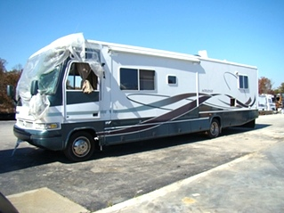 2000 DAMON INTRUDER PART FOR SALE - RV SALVAGE SURPLUS