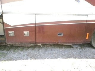 USED FLEETWOOD AMERICAN DREAM RV/MOTORHOME - PARTING OUT