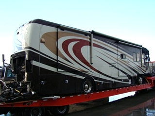 RV SALVAGE PARTS FOR SALE 2009 BEAVER CONTESSA MOTORHOME PARTS