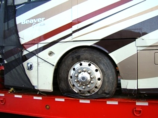 RV SALVAGE PARTS FOR SALE 2009 BEAVER CONTESSA MOTORHOME PARTS