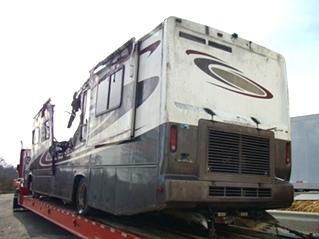 2003 GULFSTREAM YELLOWSTONE CLASS A MOTORHOME SALVAGE PARTS FOR SALE VISONE RV