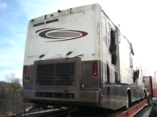 2003 GULFSTREAM YELLOWSTONE CLASS A MOTORHOME SALVAGE PARTS FOR SALE VISONE RV