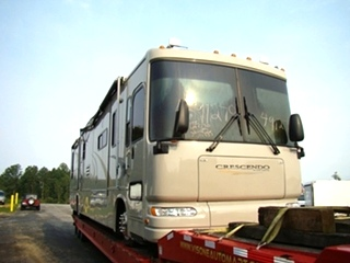 005 GULF STREAM CRESCENDO RV/MOTORHOME PARTS FOR SALE
