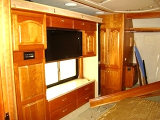 2007 COUNTRY COACH MAGNA 630 PARTS = RV SALVAGE FOR SALE