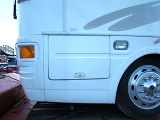 2001 TRADEWINDS BY NATIONAL RV PARTS FOR SALE