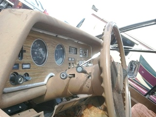 1978 GMC MOTORHOME PARTS FOR SALE