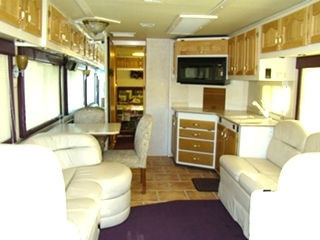 1999 Beaver Patriot Motorhome Parts For Sale 33' Concord - damaged parting out !!