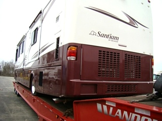 USED RV MOTORHOME PARTS  - 2002 SANTIAM BEAVER MOTORHOME SALVAGE PARTS