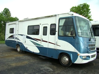 2003 GULF STREAM ULTRA SUPREME RV | MOTORHOME PARTS FOR SALE - VISONE RV