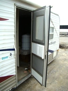 USED CAMPER RV PARTS FOR SALE 2009 R-VISION 27BH