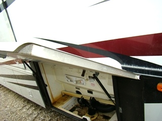 USED MOTORHOME SALVAGE - 2004 GULF STREAM CRESCENDO PART / RV PARTS