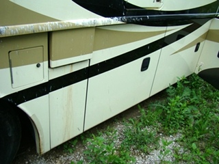 Rv Exterior Body Panels Fleetwood Bounder Parts Year 2009 For Sale Used Fleetwood Rv Parts