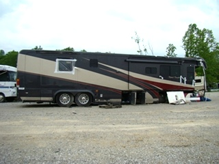 BEAVER PATROIT THUNDER MOTORHOME PARTS ( MONACO RV ) FOR SALE YEAR 2006 CALL VISONE RV 606-843-9889