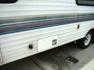 1997 WILDWOOD WILDERNESS USED RV CAMPER PARTS FOR SALE