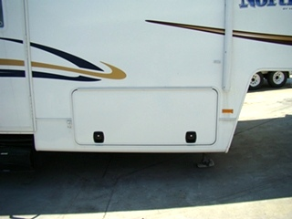 2011 NORTH TRAIL HEARTLAND FIFTHWHEEL RV PARTS FOR SALE