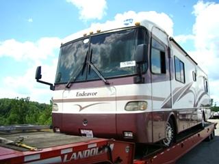 USED MOTORHOME PARTS / RV SALVAGE YARD - 2000 HOLIDAY RAMBLER ENDEAVER