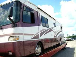 USED MOTORHOME PARTS / RV SALVAGE YARD - 2000 HOLIDAY RAMBLER ENDEAVER