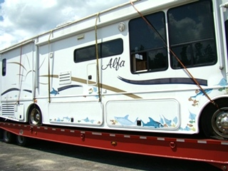 USED ALFA MOTORHOME PARTS - 2004 SEE YA RV FOR SALE