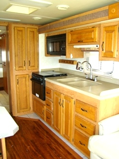 1998 HOLIDAY RAMBLER ENDEAVOR - SEARCH USED MOTORHOME RV PARTS FOR SALE