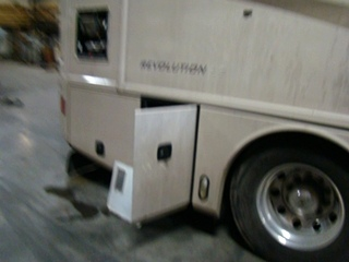 2007 FLEETWOOD REVOLUTION PARTS FOR SALE