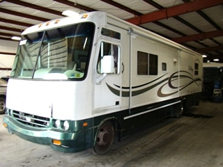 DAMON CORP RV | MOTORHOME PARTS DEALER. 2000 DAMON CHALLENGER - PARTING OUT