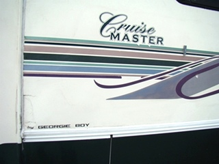 1997 GEORGIE BOY CRUISE MASTER PARTS FOR SALE MOTORHOME RV SALVAGE