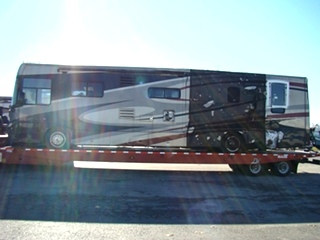 GULFSTREAM CRESCENDO PARTS FOR SALE ( 2008 )  - VISONE RV SALVAGE