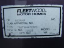 AMERICAN TRADITION PARTS - 1998 FLEETWOOD AMERICAN COACH