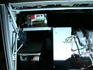 WONDERLODGE MOTORCOACH BLUE BIRD BUS PARTS 2004 WONDERLODGE