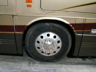 WONDERLODGE MOTORCOACH BLUE BIRD BUS PARTS 2004 WONDERLODGE