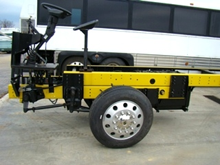 2008 WORKHORSE CHASSIS POWERED BY CAT-C7 DIESEL ENGINE / ALLISON AUTOMATIC TRANSMISSION FOR SALE