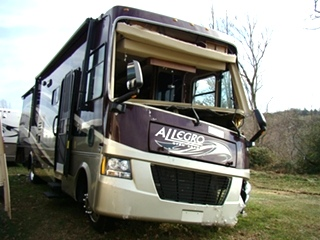 2012 ALEEGRO OPEN ROAD RV PARTS VISONE RV