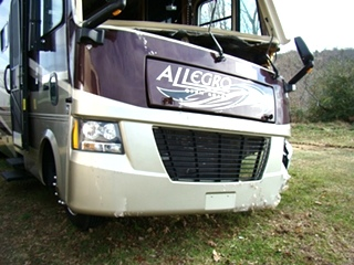 2012 ALLEGRO OPEN ROAD RV PARTS VISONE RV